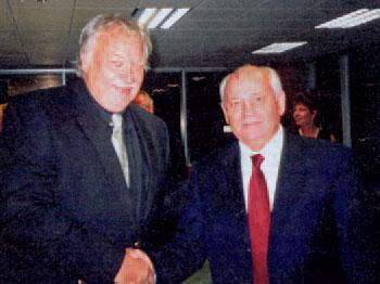 Mikhail Gorbachev-foundation-michelangelo