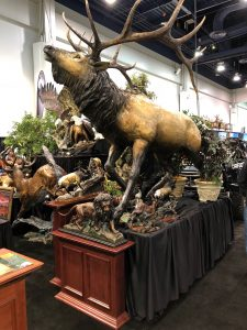 Larger than Life Elk Reno Nevada SCI